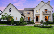 $2.8 Million French Inspired Home In Bellaire, TX