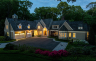 12,000 Square Foot Shingle Mansion In Mill Neck, NY