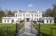 Millwood House – A 13,000 Square Foot Newly Built Mansion In Surrey, England