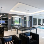 Billiards Room & Wine Cellar