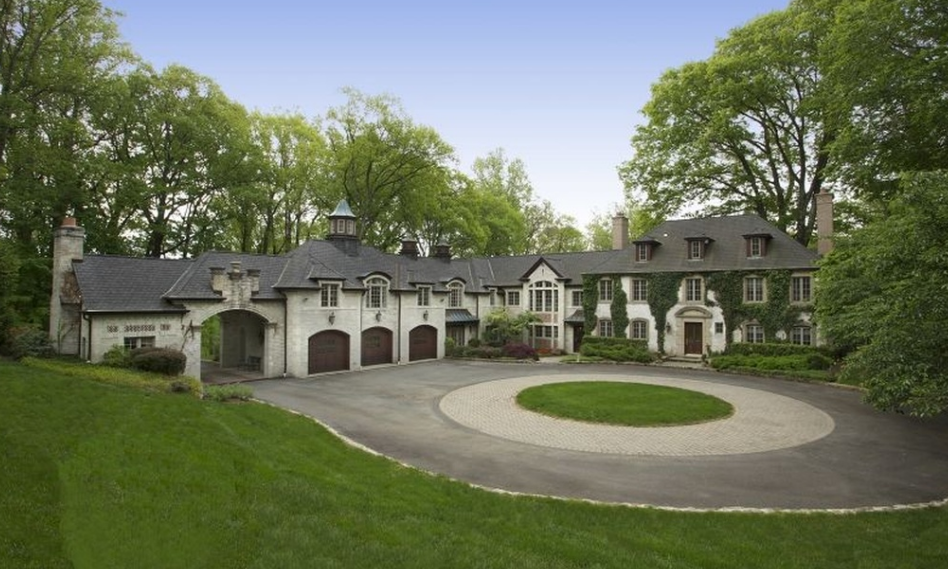 Strawberry Fields – A French Country Mansion In Morristown, NJ
