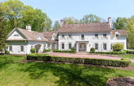 $5.15 Million Colonial Mansion In Armonk, NY