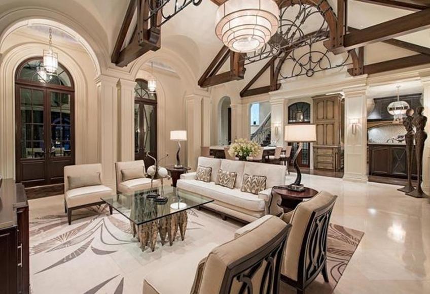 $10.9 Million British West Indies Inspired Home In Naples, FL