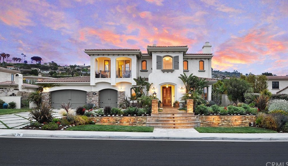 $4.995 Million Home In Rancho Palos Verdes, CA