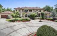 12,000 Square Foot Mediterranean Mansion In Sandy Springs, GA