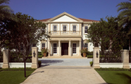 $28 Million Georgian Inspired Waterfront Mansion In Palm Beach, FL