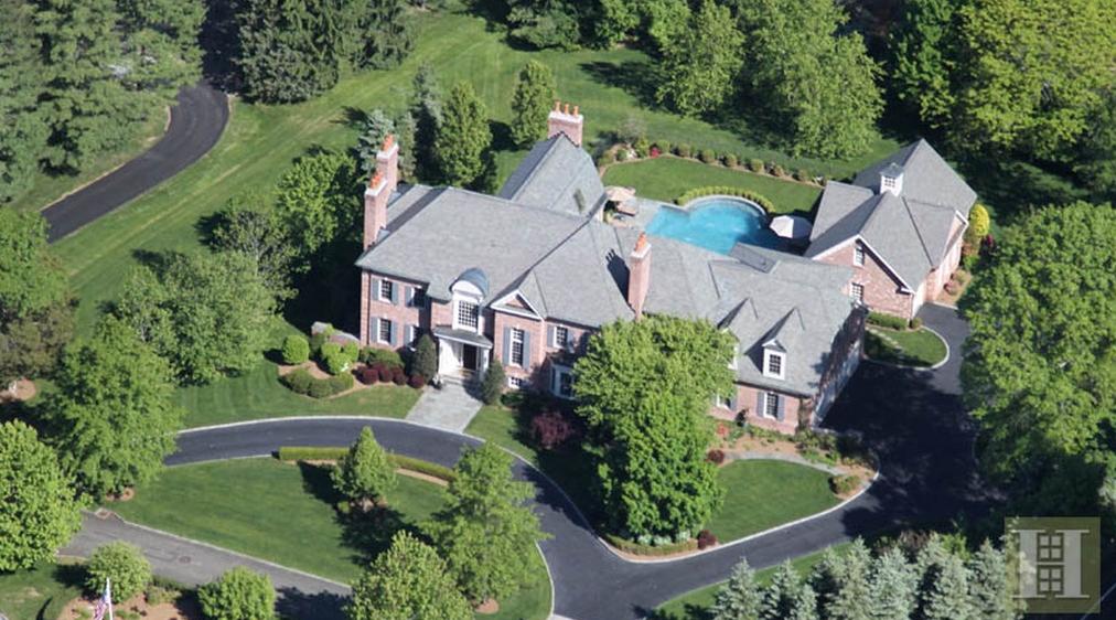 $4.35 Million Brick Mansion In Darien, CT