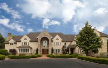 $3.19 Million Stone & Stucco Mansion In Gwynedd Valley, PA