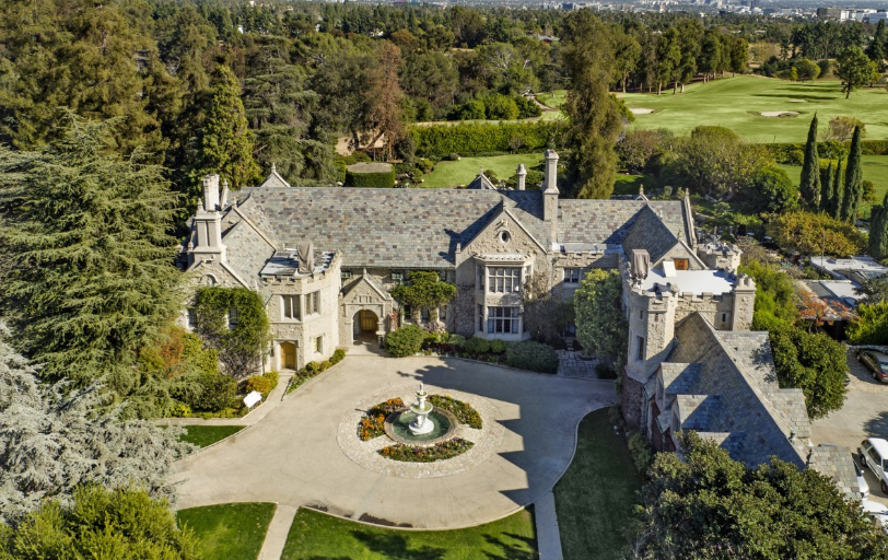 The Playboy Mansion Sells For A Reported $100+ Million!