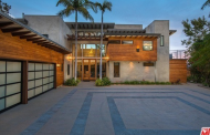 $12.5 Million Contemporary Home In Pacific Palisades, CA
