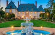 $7.6 Million French Inspired Mansion In Pasadenca, CA