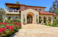 $5.995 Million Mediterranean Estate In Rancho Santa Fe, CA
