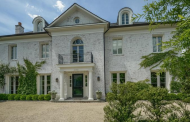 $4.995 Million Colonial Brick Home In Washington, DC