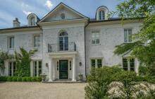$4.995 Million Colonial Brick Home In Washington, DC