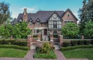 10,000 Square Foot Brick Tudor Mansion In Denver, CO