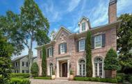 $3.995 Million Brick Home In Houston, TX