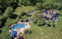 $3.9 Million Mansion On 15 Acres In Mendham, NJ