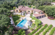 $7.5 Million Mediterranean Home In Los Gatos, CA