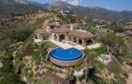 $8.4 Million Mountaintop Home In Santa Barbara, CA