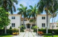 $4.95 Mediterranean Million Mansion In Coral Gables, FL