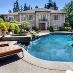 Front Exterior w/ Pool