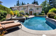 $3 Million Brick Home In Bellevue, WA