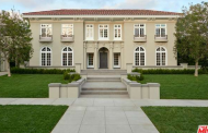 $12.995 Million Newly Built Mansion In Los Angeles, CA