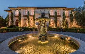 10,000 Square Foot European Inspired Mansion In Austin, TX