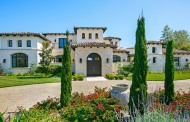 $5.995 Million Newly Built Stone & Stucco Mansion In Rancho Santa Fe, CA