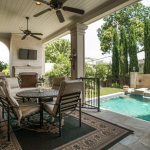 Covered Patio & Swimming Pool