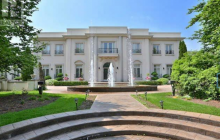 Robert Herjavec's 33,000 Square Foot Toronto Mega Mansion