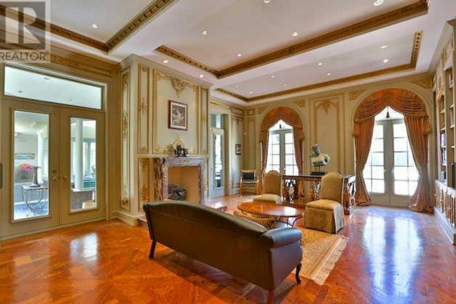 Robert Herjavec S 33 000 Square Foot Toronto Mega Mansion