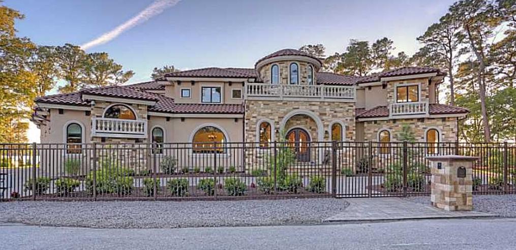$4.1 Million Newly Built Waterfront Home In Virginia Beach, VA