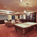 Billiards Room/Home Theater