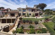 $5.5 Million Italian Inspired Hilltop Home In Santa Barbara, CA