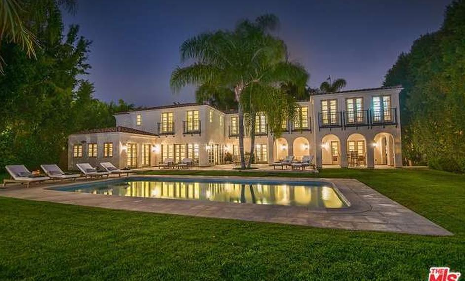 $14.995 Million Mediterranean Mansion In Beverly Hills, CA