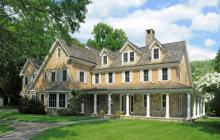 $4.9 Million Shingle & Stone Home In Greenwich, CT