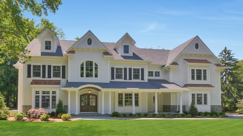 $2.295 Million Newly Built Colonial Home In Wyckoff, NJ