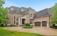 Brick & Stone Mansion In Vernon Hills, IL