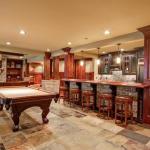Billiards/Rec Room w/ Kitchen/BBQ