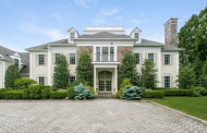 $3.5 Million Colonial Mansion In West Harrison, NY
