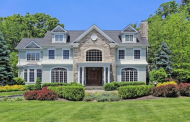 $2.25 Million Colonial Mansion In Florham Park, NJ