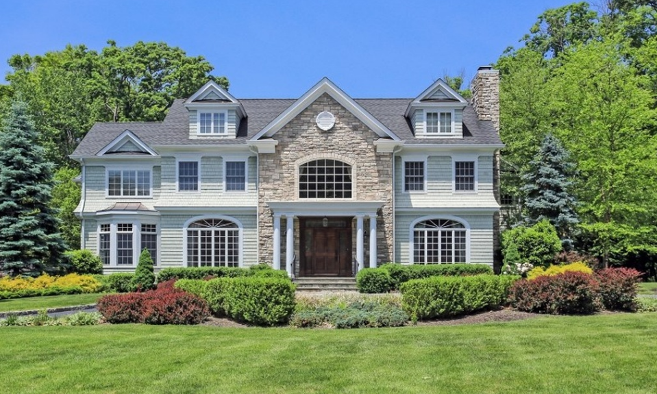 225 Million Colonial Mansion In Florham Park NJ
