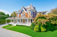 $14.25 Million Victorian Shingle Mansion In Southampton, NY