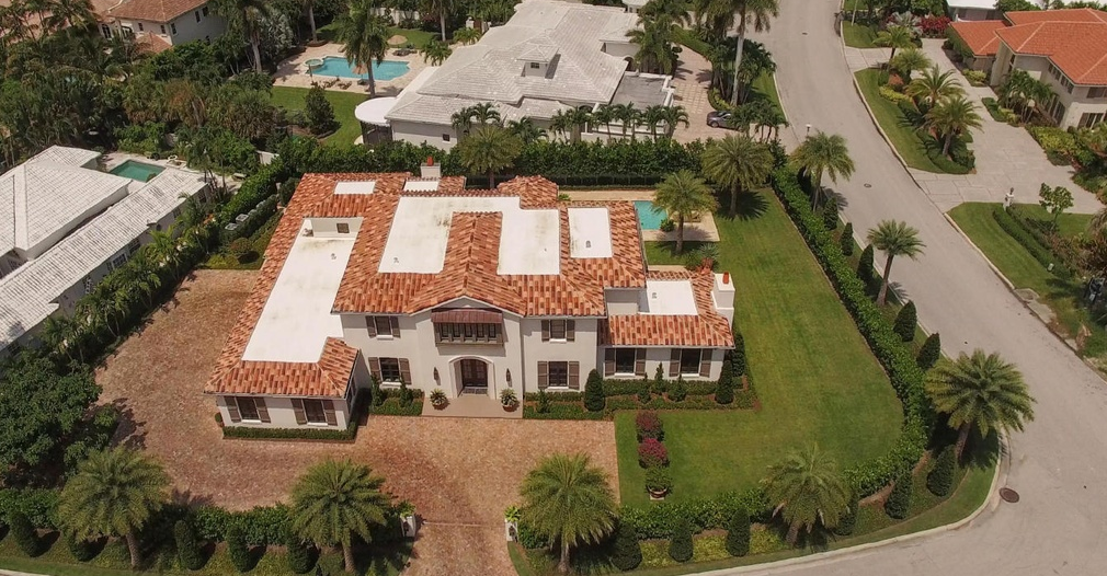 $5.995 Million Newly Built Spanish Style Home In Boca Raton, FL