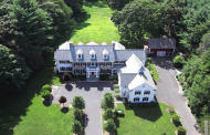 $4.995 Million Colonial Mansion In New Canaan, CT