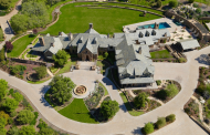 Fieldhaven – Billionaire David Duffield's $39 Million Estate In Alamo, CA