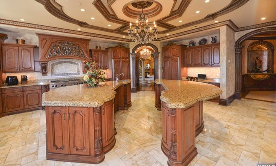 20 000 Square Foot French Inspired Mansion In Mahwah Nj