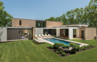 $6.7 Million Newly Built Contemporary Home In Bridgehampton, NY