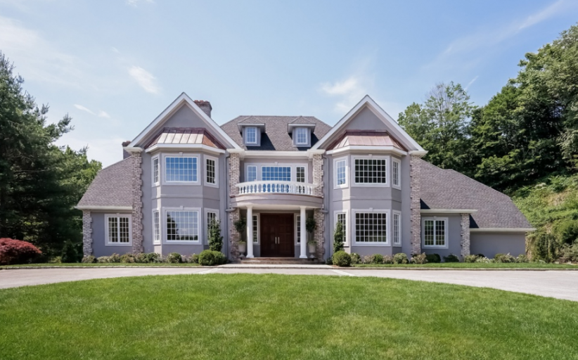 $3.895 Million Colonial Home In Rye, NY